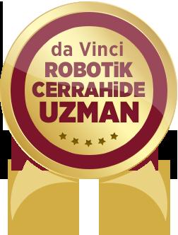 da Vinci ROBOTİK CERRAHİDE UZMAN