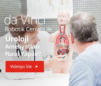da Vinci ile Üroloji Cerrahisi Ameliyatları Nasıl Yapılır?